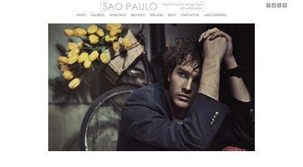 Web para Fotógrafo Sao Paulo