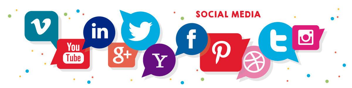Arcadina - Redes Sociales