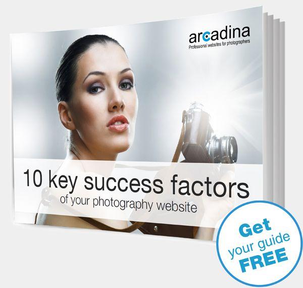Guida 10 fattori chiave per il successo del tuo sito di fotografia
