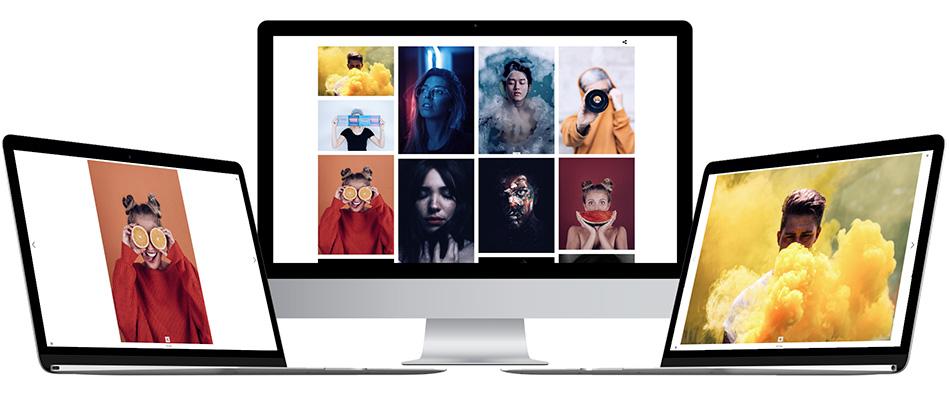 Galleria privata di esempi di foto e video