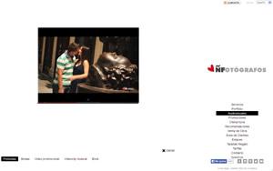 Galerías vídeos para tu web de fotografía